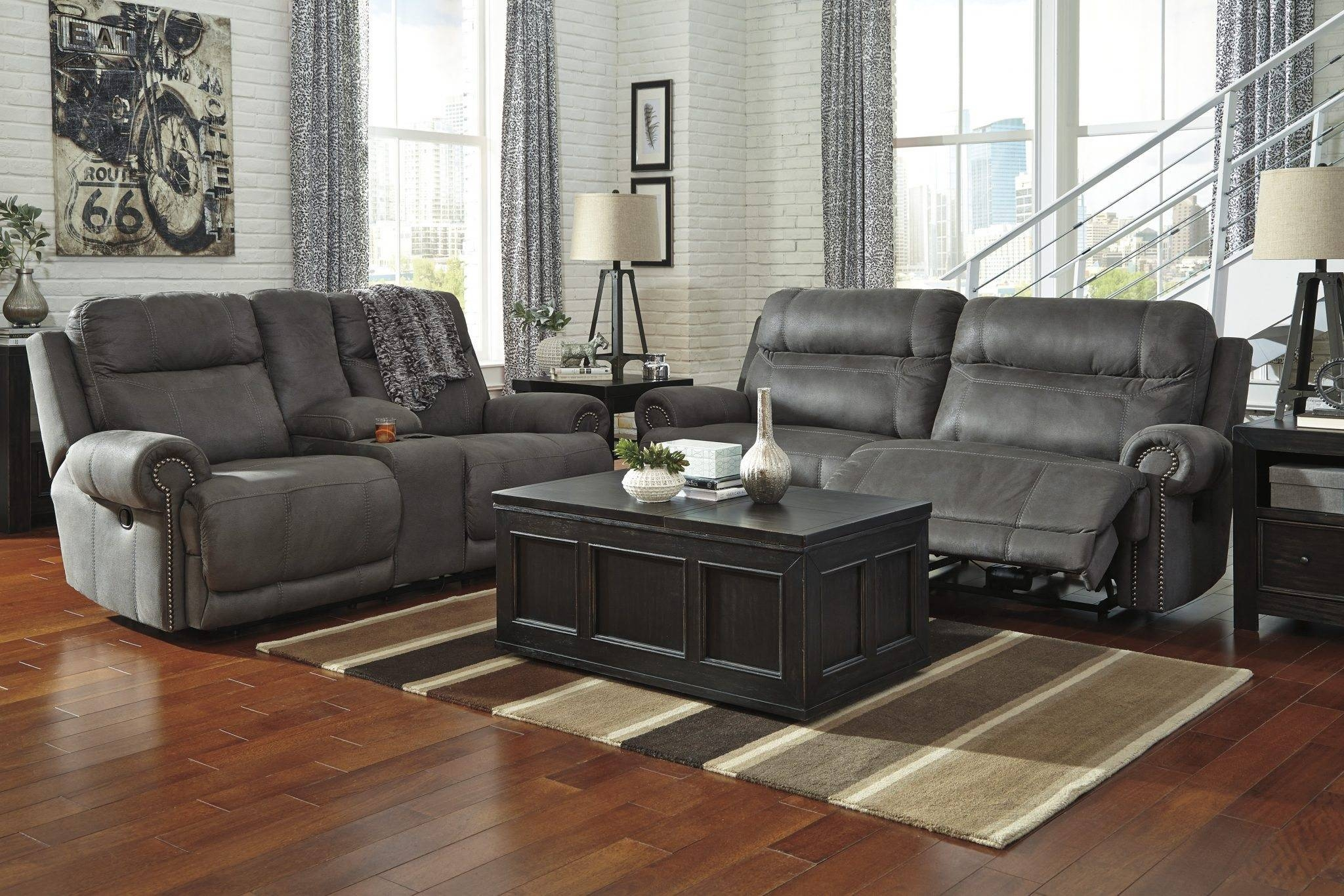 Best Furniture Mentor Oh: Furniture Store - Ashley Furniture regarding Ashley Furniture Gray Sofa (Image 16 of 30)