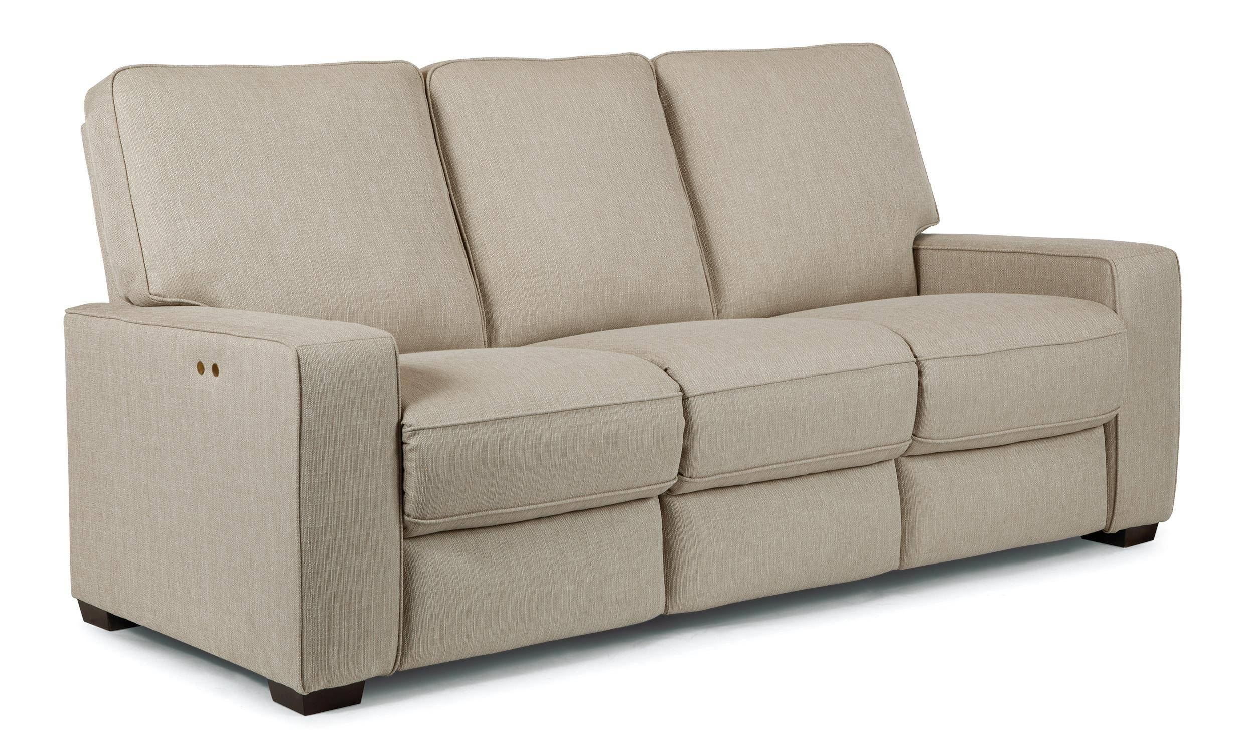 Best Home Furnishings Celena Contemporary Power Reclining Sofa inside Recliner Sofa Chairs (Image 5 of 30)