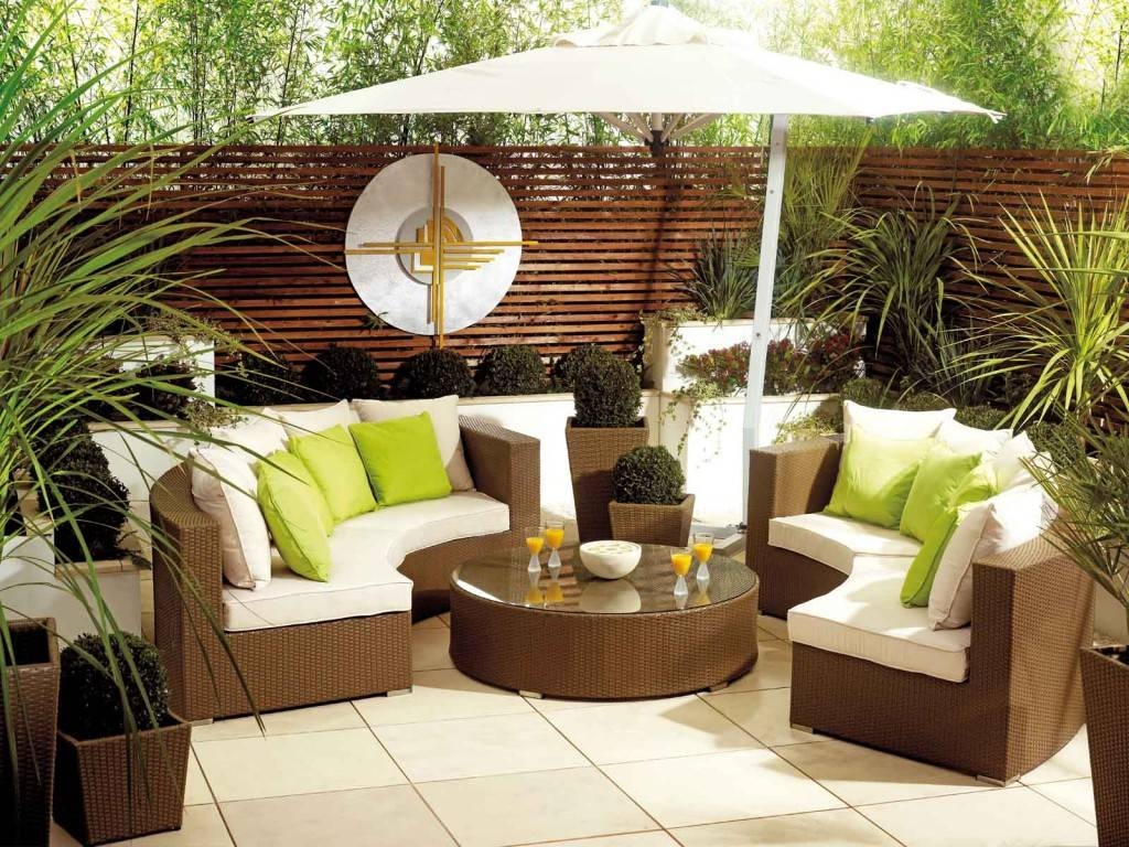 Best Modern Wicker Patio Furniture Sets — Decor Trends intended for Modern Rattan Sofas (Image 6 of 30)