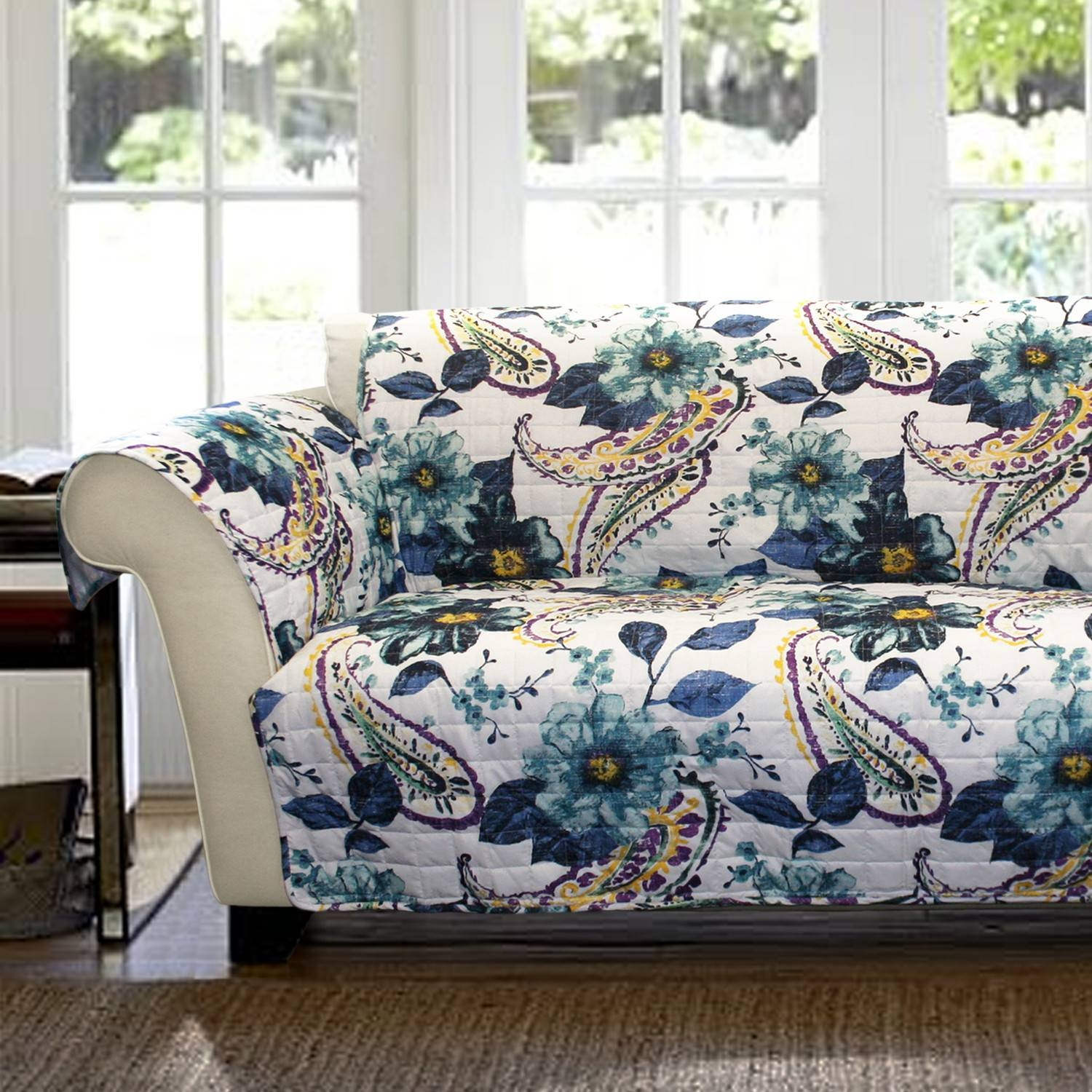 Best Modest Floral Sofas And Chairs #1658 in Floral Sofas And Chairs (Image 1 of 15)