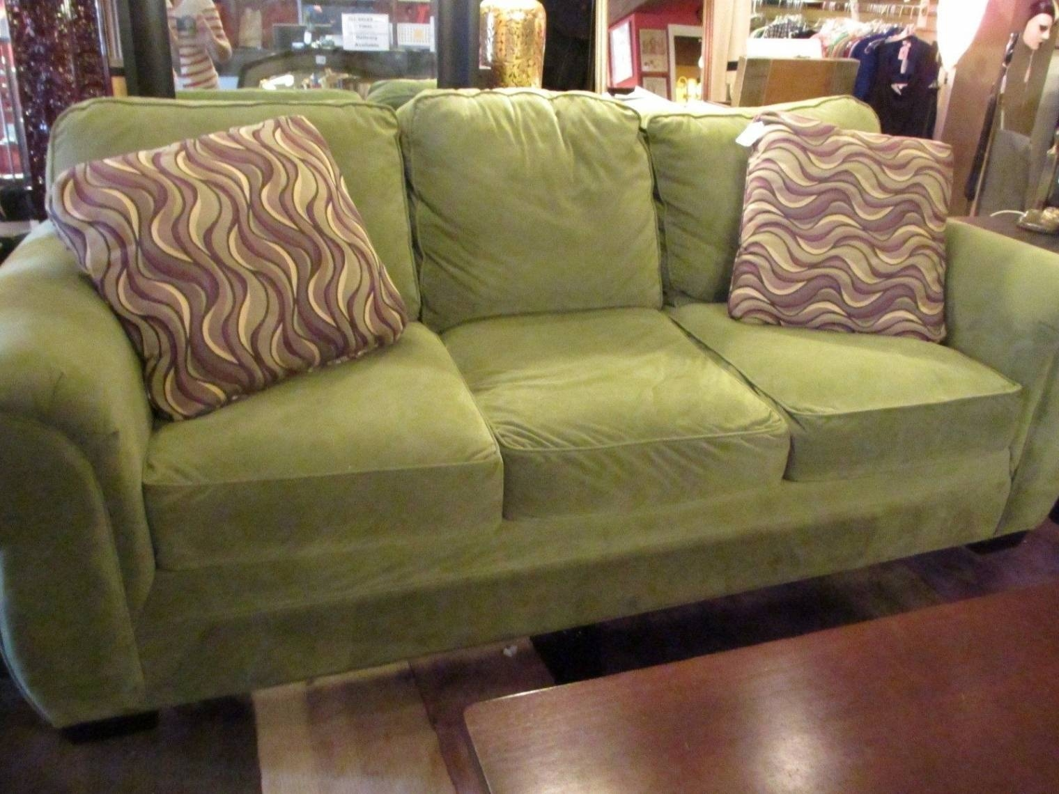 Best Of Green Sectional Sofa | Sofa Ideas inside Green Sectional Sofa (Image 9 of 30)