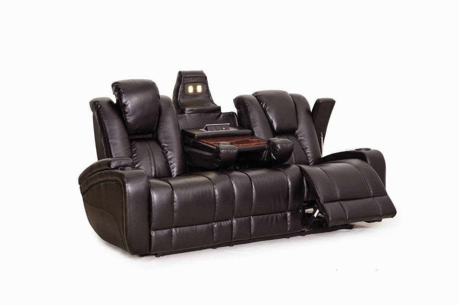 30 the best 2 seater recliner leather sofas. Black Bedroom Furniture Sets. Home Design Ideas