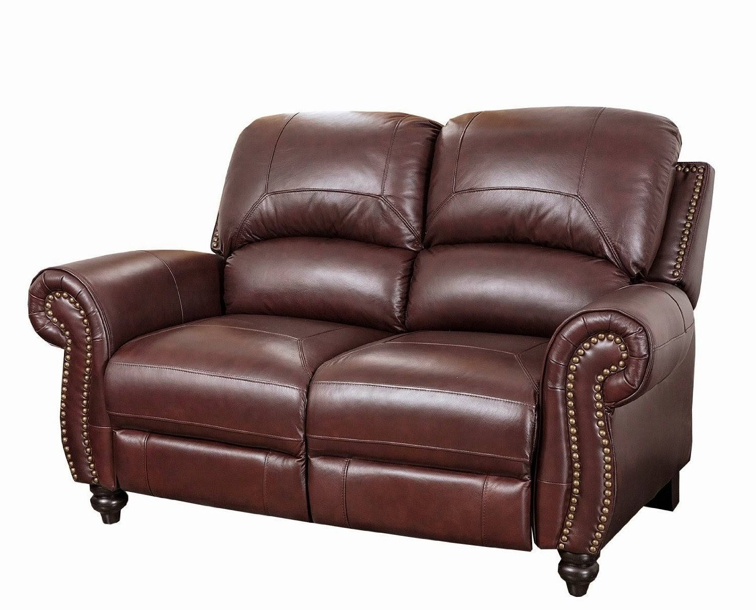 Best Reclining Sofa For The Money: Vivaldi 2 Seater Reclining With Regard To 2 Seater Recliner Leather Sofas (View 14 of 30)