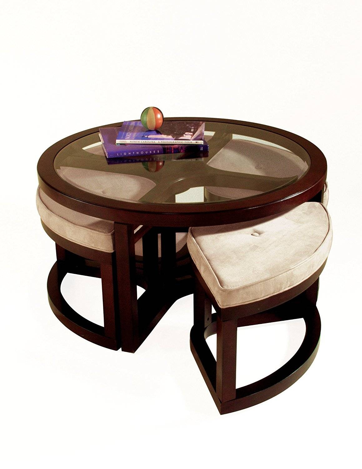 Best Round Coffee Tables With Stools | Pick My Coffee Table Pertaining To Coffee Table With Stools (View 1 of 30)