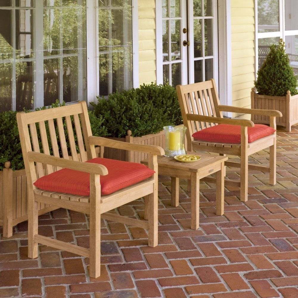 Best Shorea Wood Furniture For Outdoors In 2017 – Teak Patio With Regard To Wooden Garden Coffee Tables (Image 5 of 30)