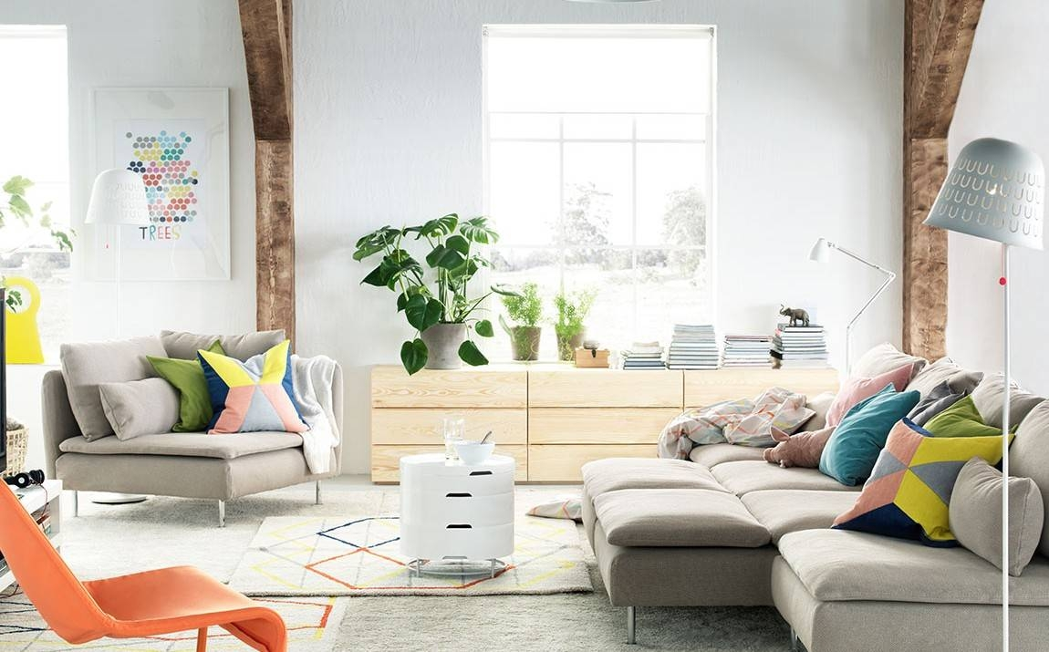 Best Sofas And Couches For Small Spaces: 9 Stylish Options inside Tiny Sofas (Image 5 of 30)