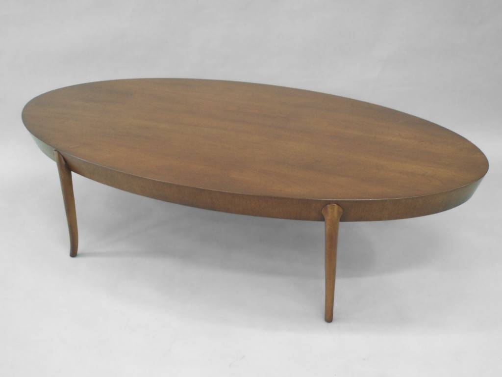 Best Walnut Coffee Table Designs | Southbaynorton Interior Home With Regard To Oval Walnut Coffee Tables (View 12 of 30)