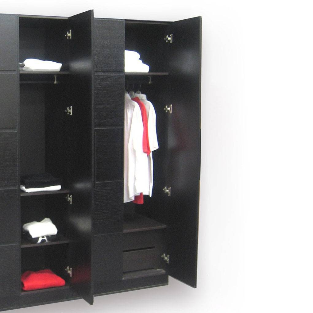 Best Wardrobe Armoire | Design Ideas & Decors in Wardrobes and Armoires (Image 7 of 15)