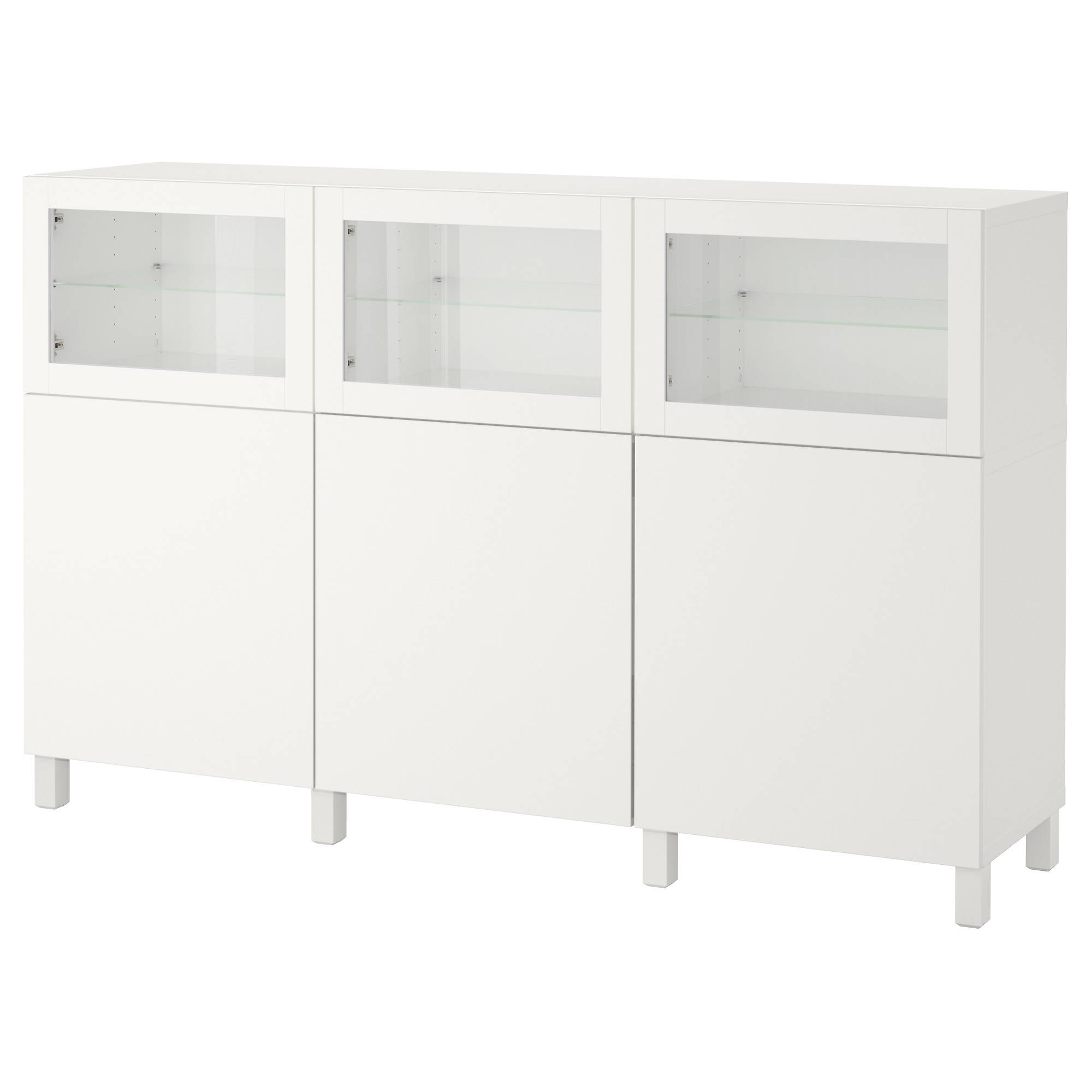 Bestå System - Combinations & Tv Benches - Ikea with regard to White Glass Sideboards (Image 5 of 30)
