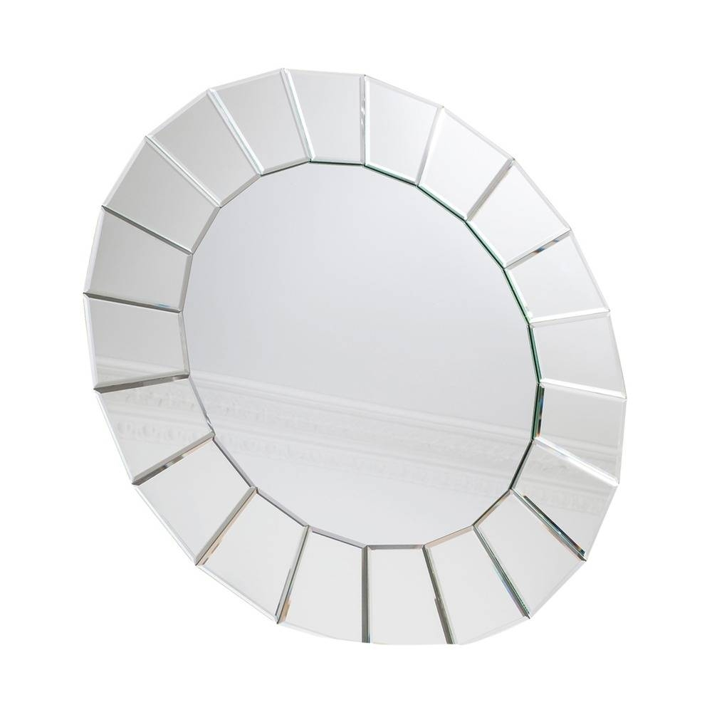Bevelledl Mirror: Trento Bevelled Edge Wall Mirror | Select Mirrors with Bevelled Wall Mirrors (Image 10 of 25)