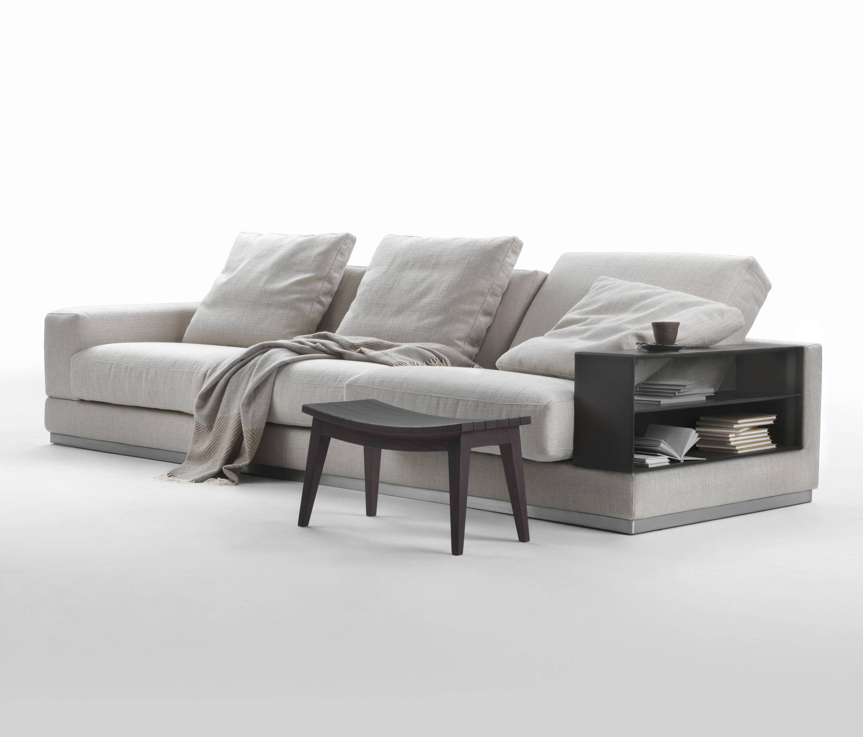 Big Bob - Modular Seating Systems From Flexform | Architonic regarding Flexform Sofas (Image 1 of 25)
