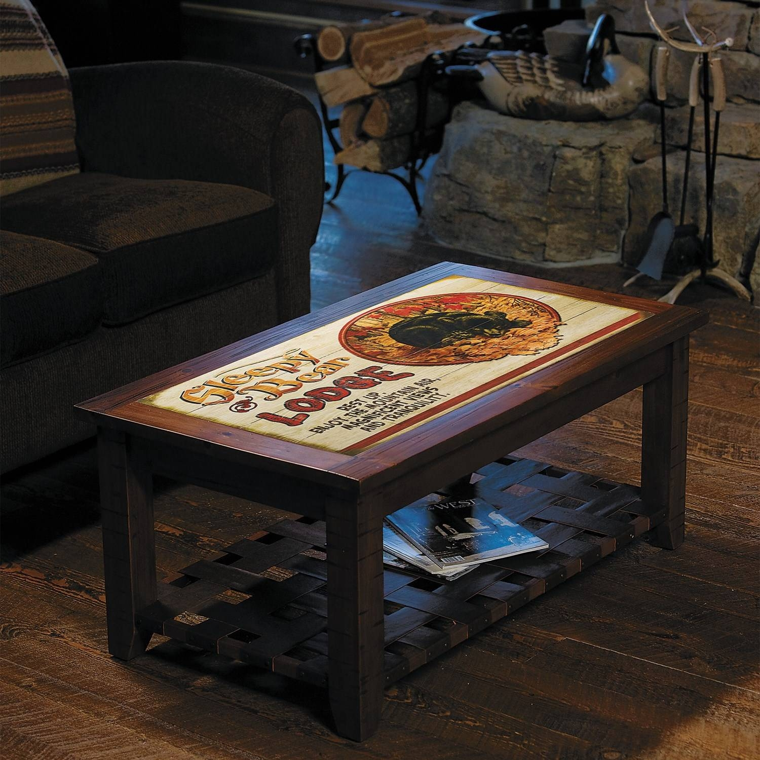 Big Coffee Tables: What Are They? — Coffee Tables Ideas throughout Big Coffee Tables (Image 6 of 30)