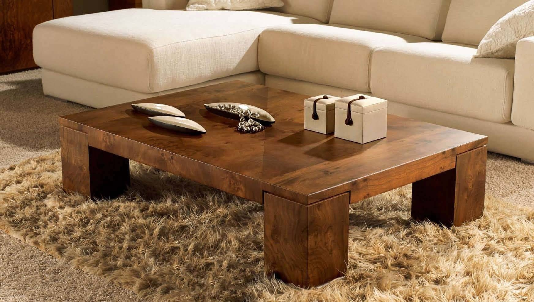 Big Floor Flower Vase Idea Big Vase Decor Set Coffee Tables For within Big Square Coffee Tables (Image 5 of 30)