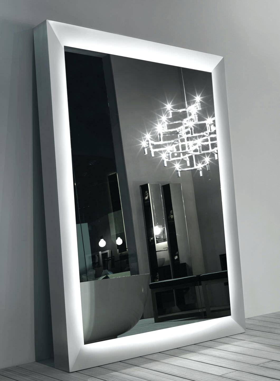 Big Floor Mirror – Laferida With Silver Free Standing Mirrors (View 4 of 25)