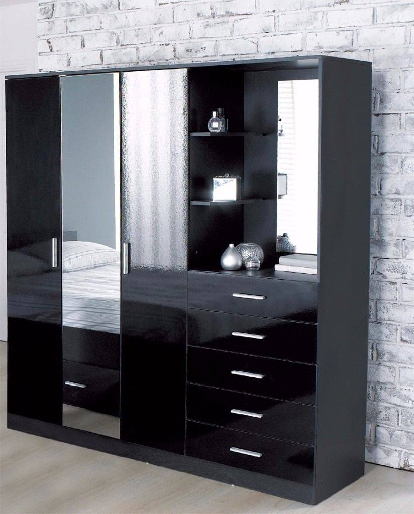 Big Sale !!brand New Combi Combination Unit Wardrobe Chest regarding Wardrobes and Dressing Tables (Image 3 of 15)