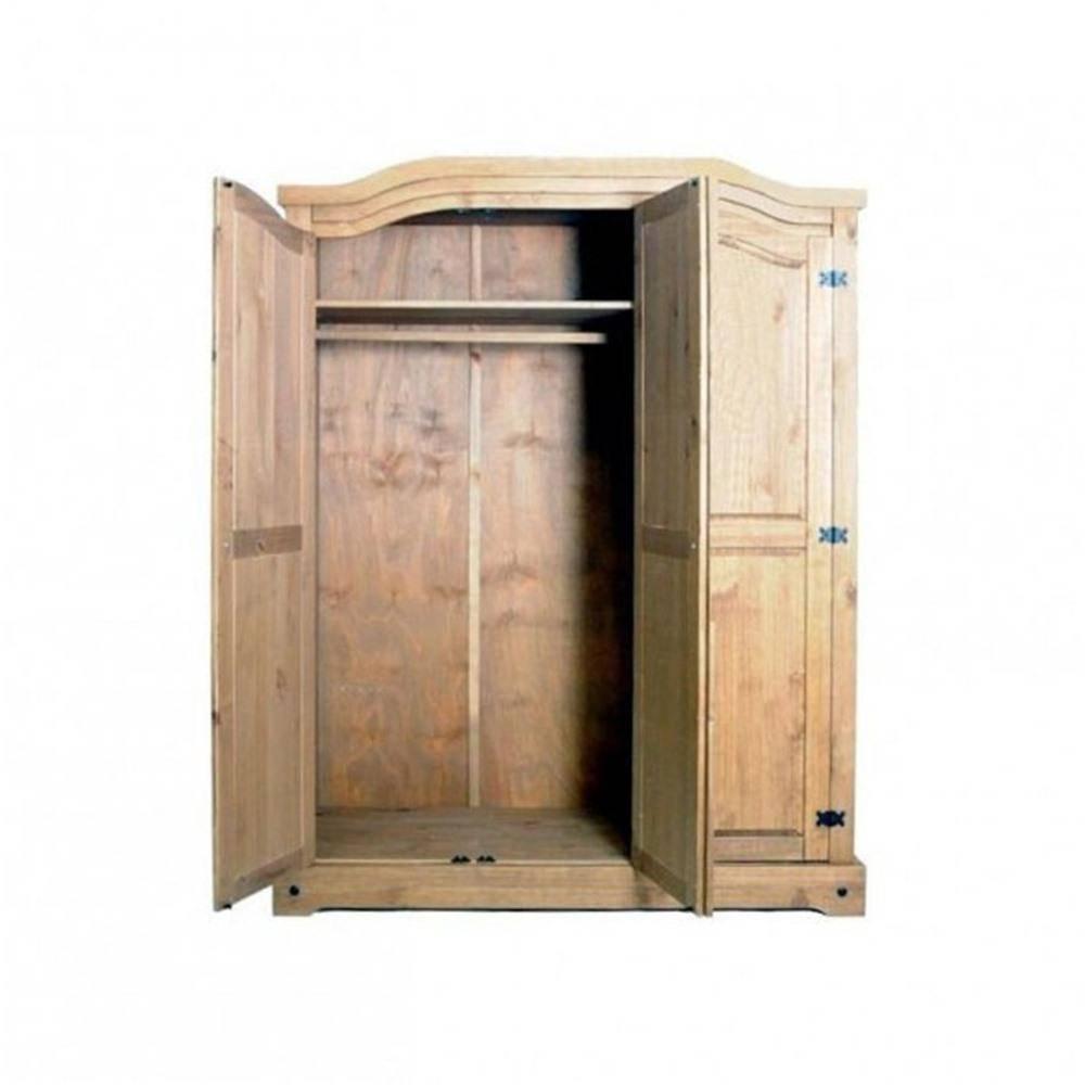 Birlea Corona 3 Door Wardrobe | Internet Gardener intended for Corona 3 Door Wardrobes (Image 4 of 15)