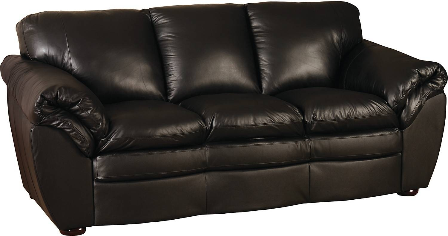 the best the brick leather sofa. Black Bedroom Furniture Sets. Home Design Ideas