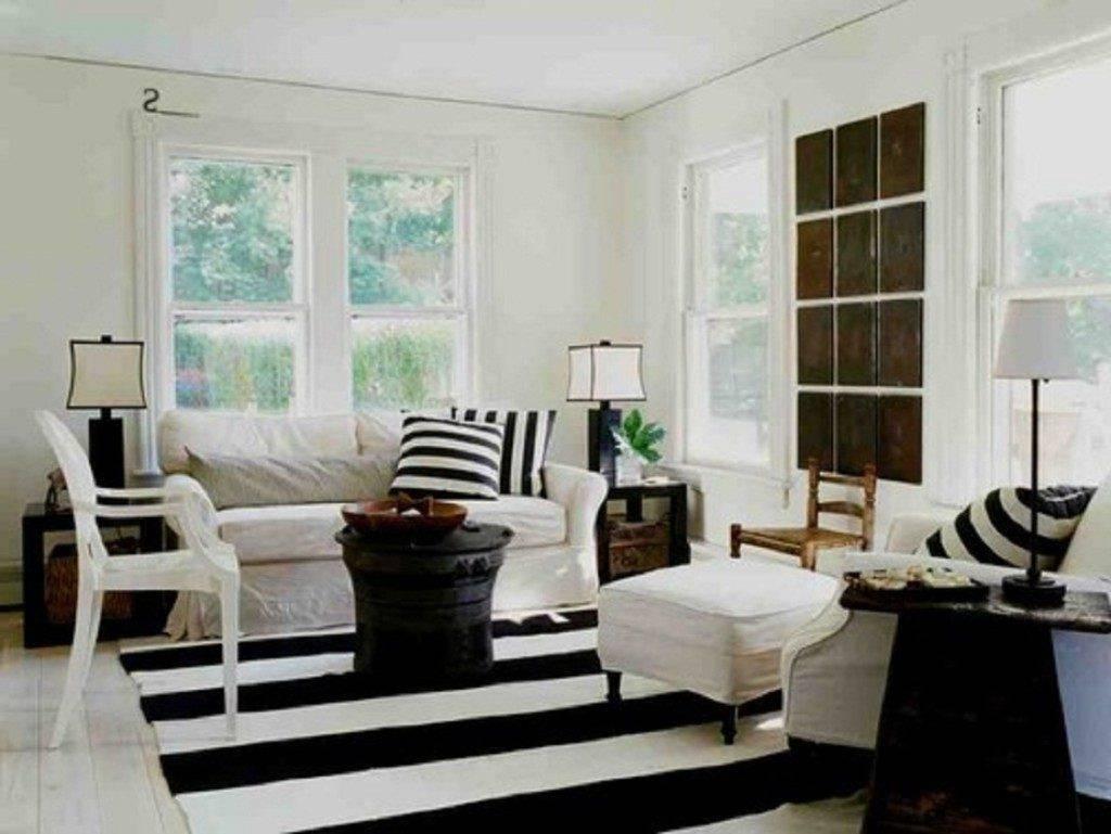 Black And White Living Room Ideas Pinterest Modern Sofas intended for Long Modern Sofas (Image 5 of 30)