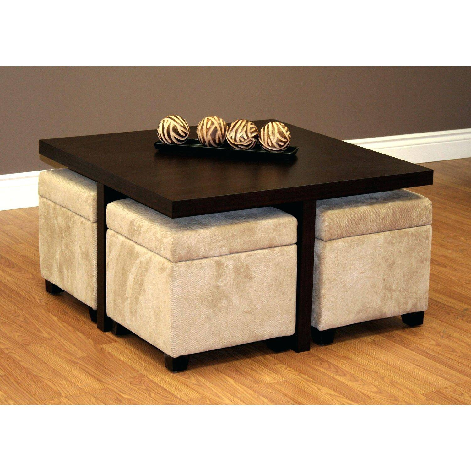 30 Inspirations of Black Coffee Tables With Storage