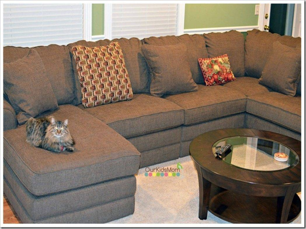 Black Modern Patio Sectional Sofa Wcoffee Table Coffee For in Coffee Table For Sectional Sofa (Image 6 of 30)