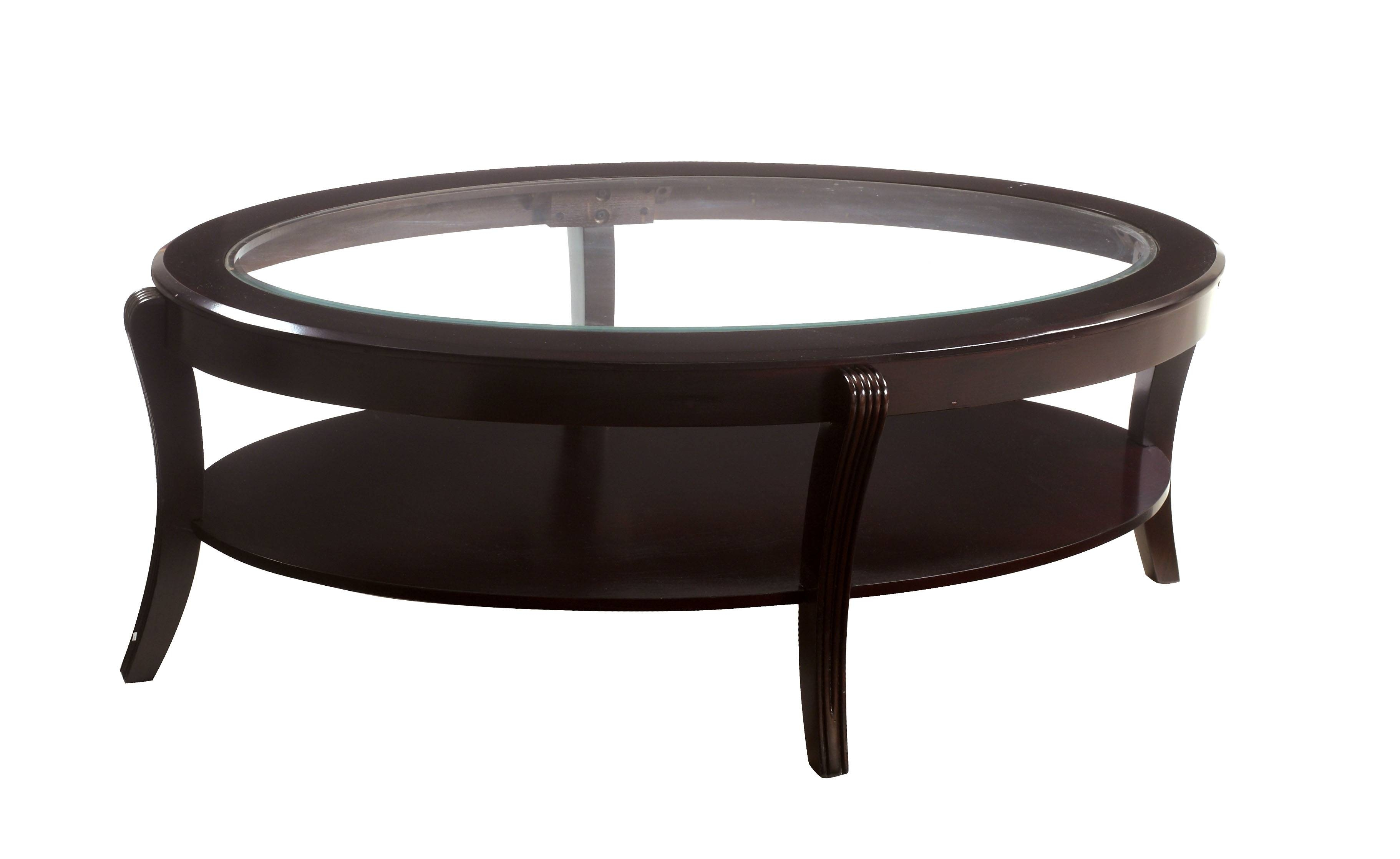 Black Oval Coffee Table | Coffee Tables Decoration with regard to Oval Black Glass Coffee Tables (Image 7 of 30)