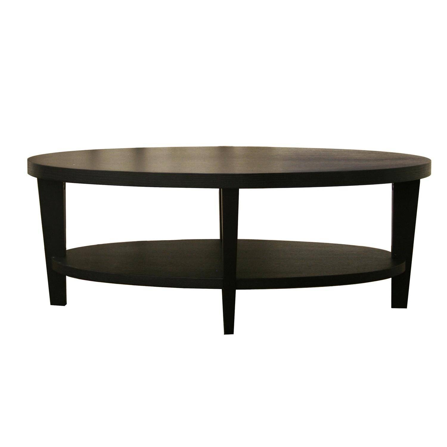 Featured Photo of Black Oval Coffee Tables