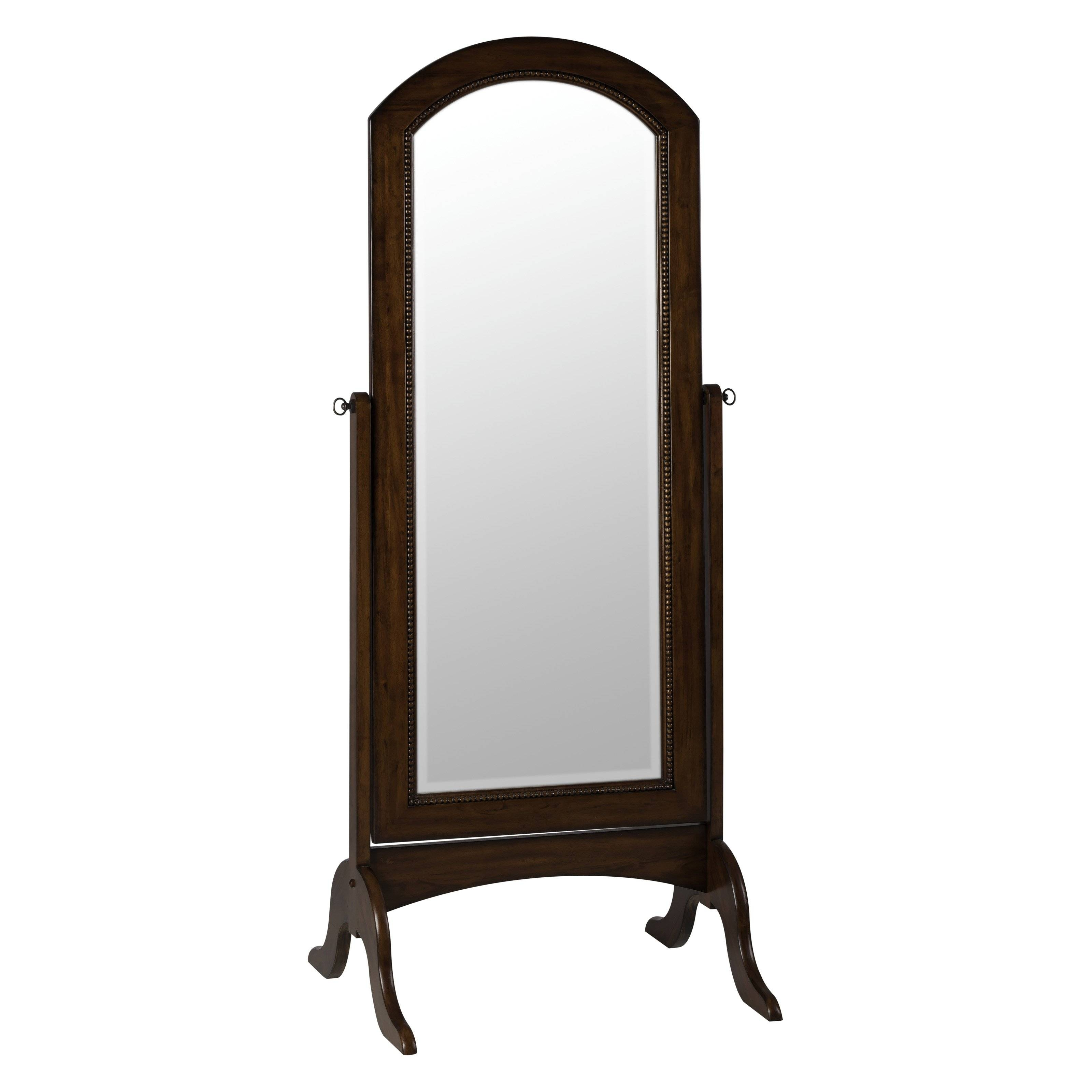 Bling Cheval Floor Mirror – Harpsounds.co with regard to Cheval Mirrors (Image 9 of 25)