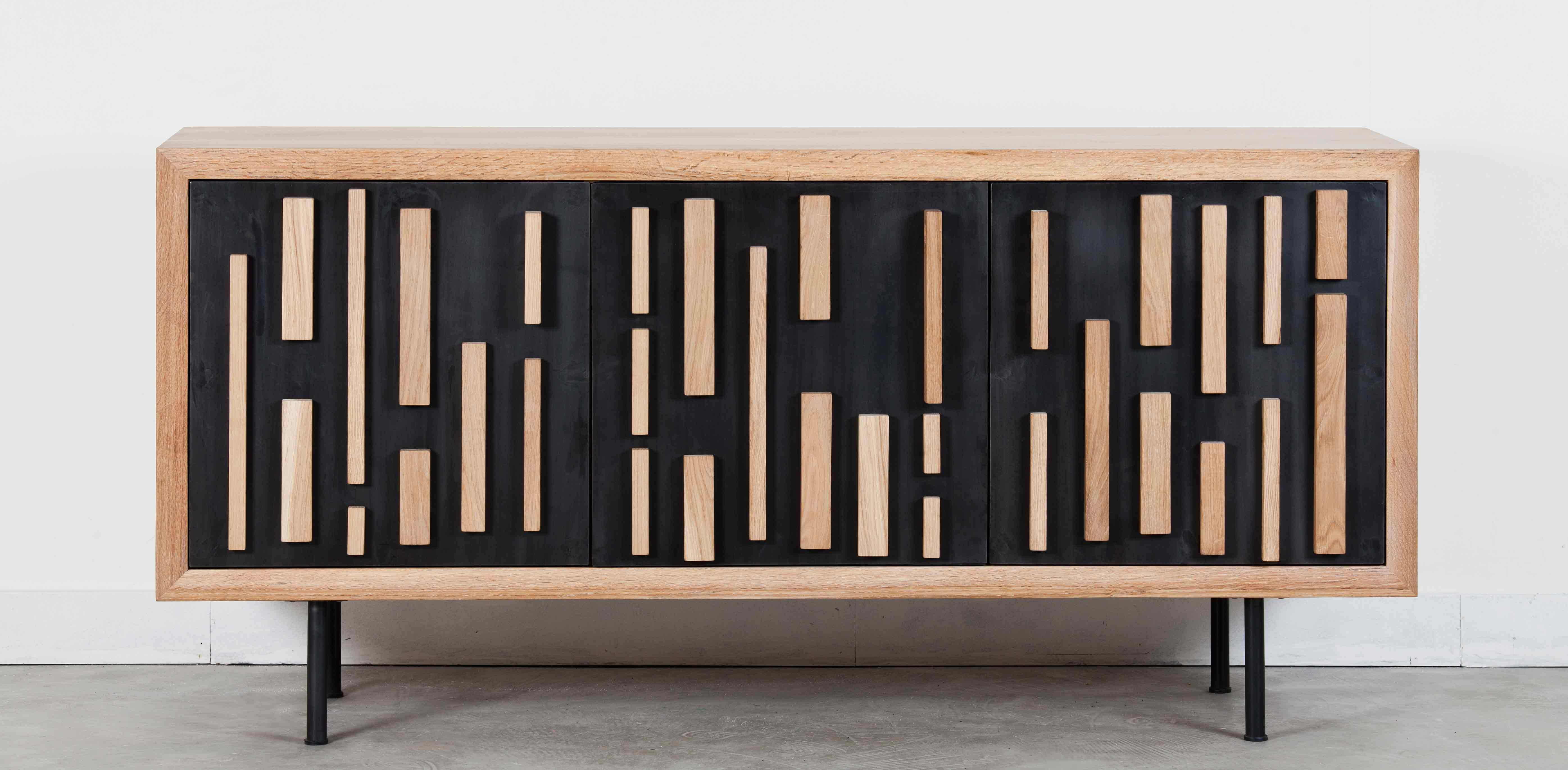 Blok Sideboard - Thin & Bold within Thin Sideboard Tables (Image 6 of 30)