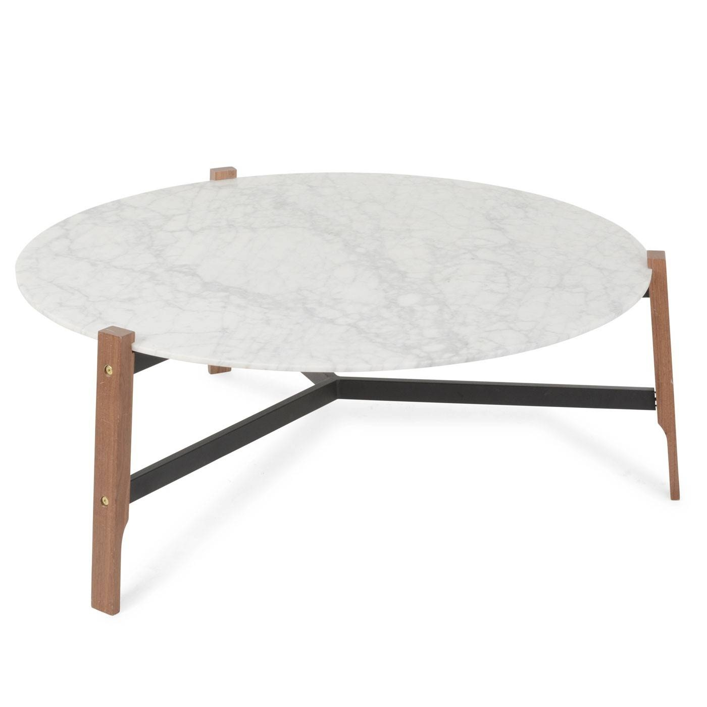 Blu Dot Free-Range Coffee Table In Marble for Range Coffee Tables (Image 6 of 30)