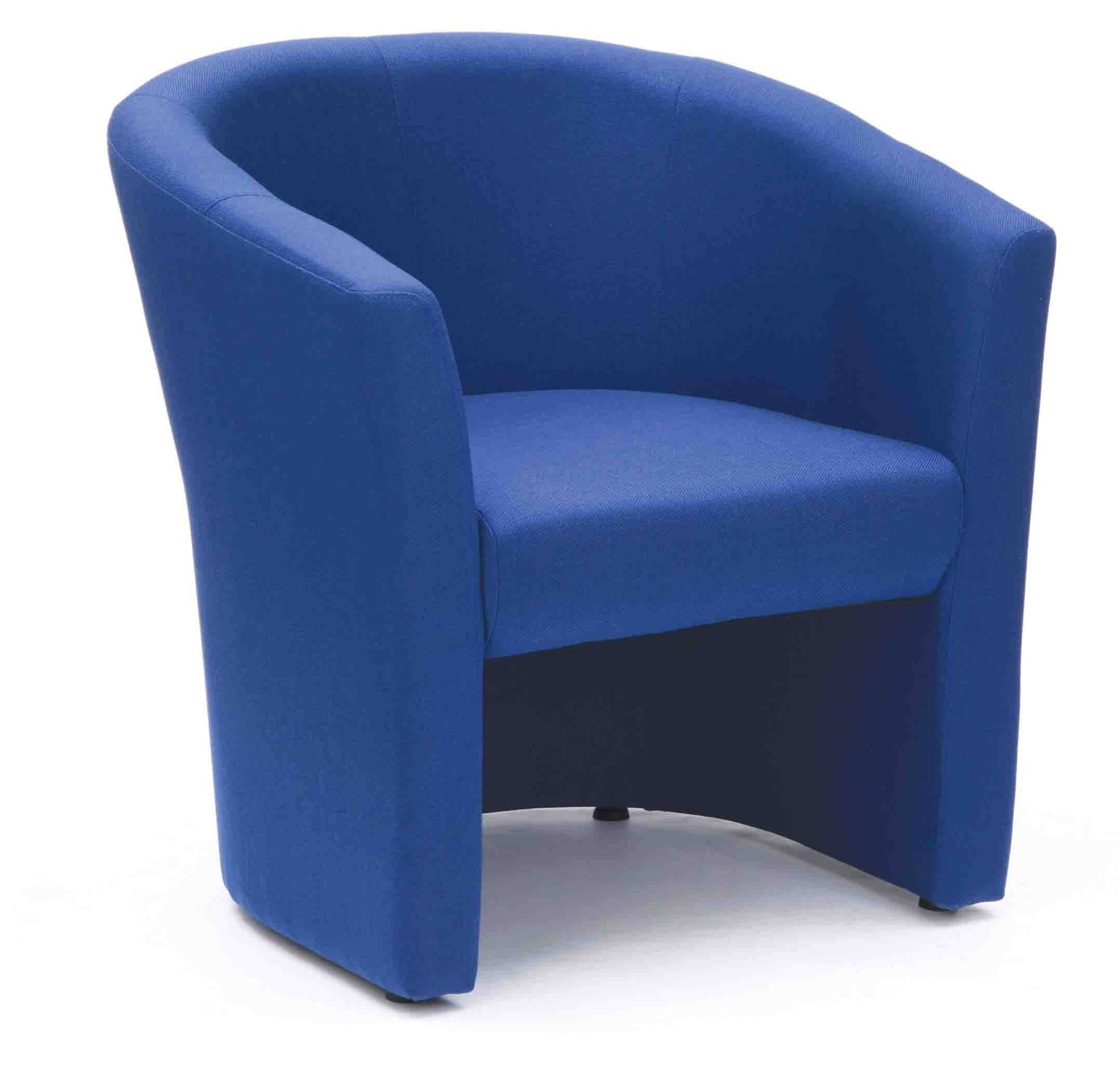 Blue Sofa Chair | Sofa Gallery | Kengire regarding Blue Sofa Chairs (Image 12 of 30)