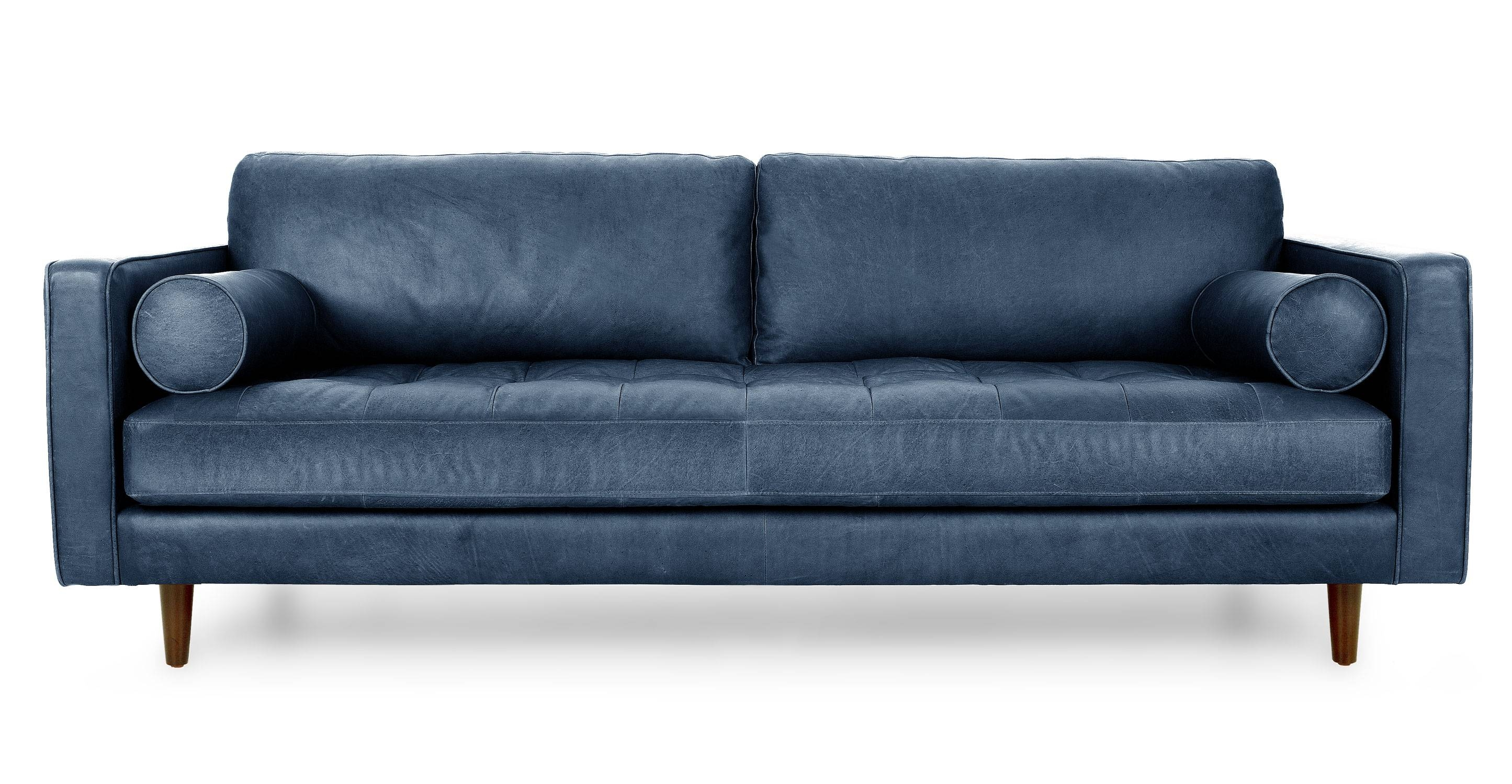 Blue Sofa | Tehranmix Decoration with Oxford Sofas (Image 4 of 30)