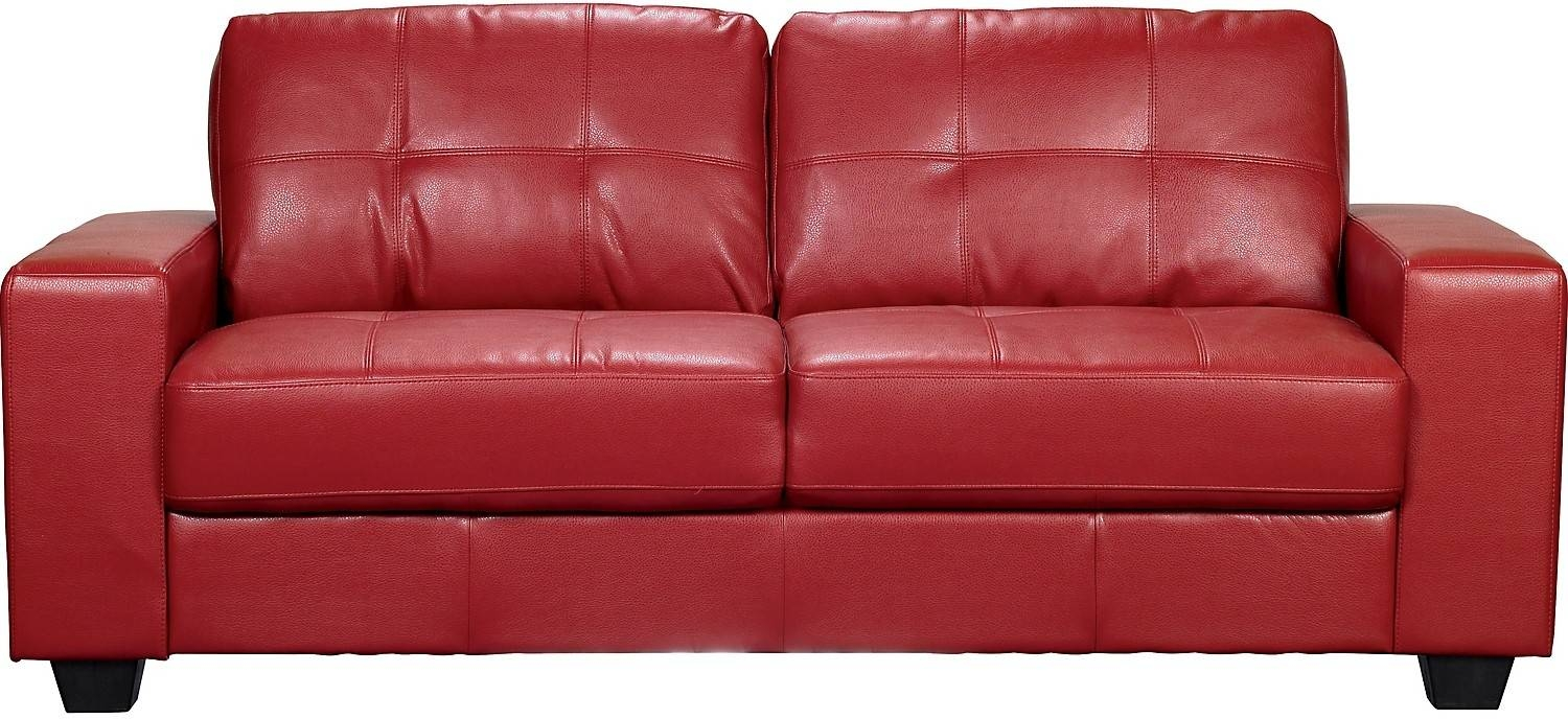 The Best The Brick Leather Sofa
