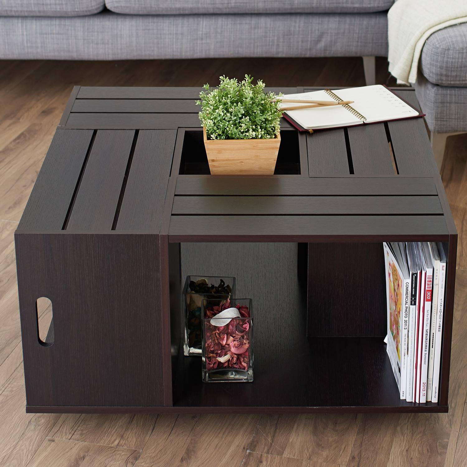 Book Table And Coffee Table - Home Design - Home Design for Funky Coffee Tables (Image 4 of 30)