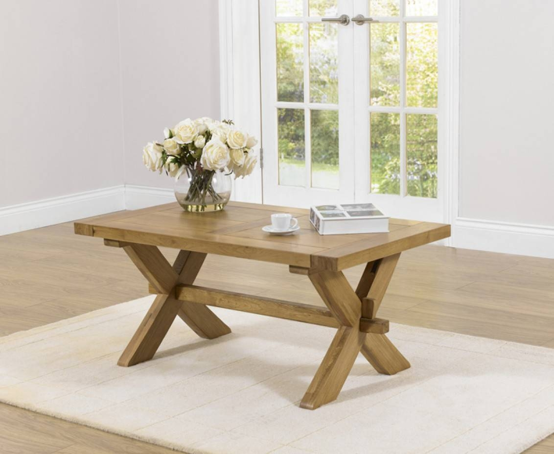 Bordeaux Oak Coffee Table | The Great Furniture Trading Company with regard to Bordeaux Coffee Tables (Image 11 of 30)