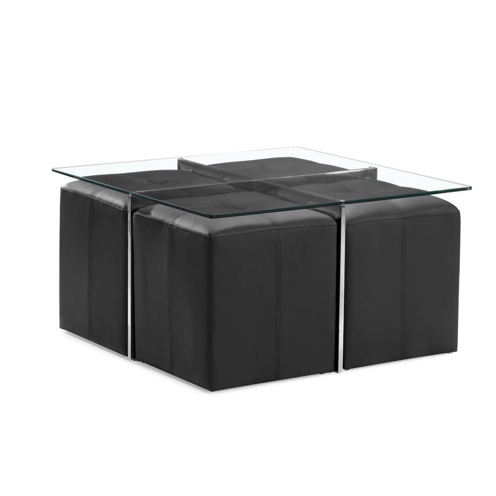 Botero Coffee Table & Nesting Stools throughout Coffee Tables With Nesting Stools (Image 7 of 30)