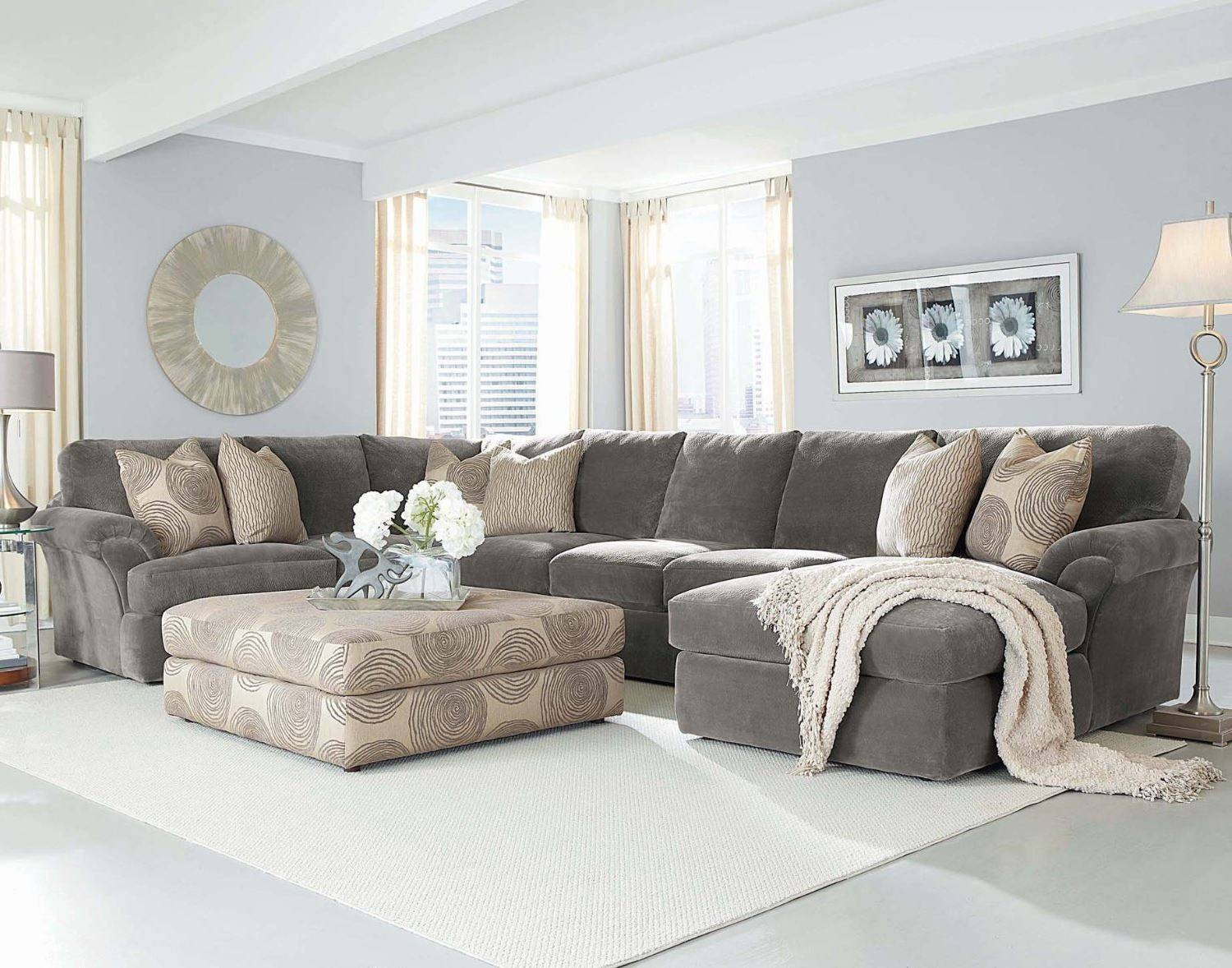 Featured Photo of Bradley Sectional Sofa