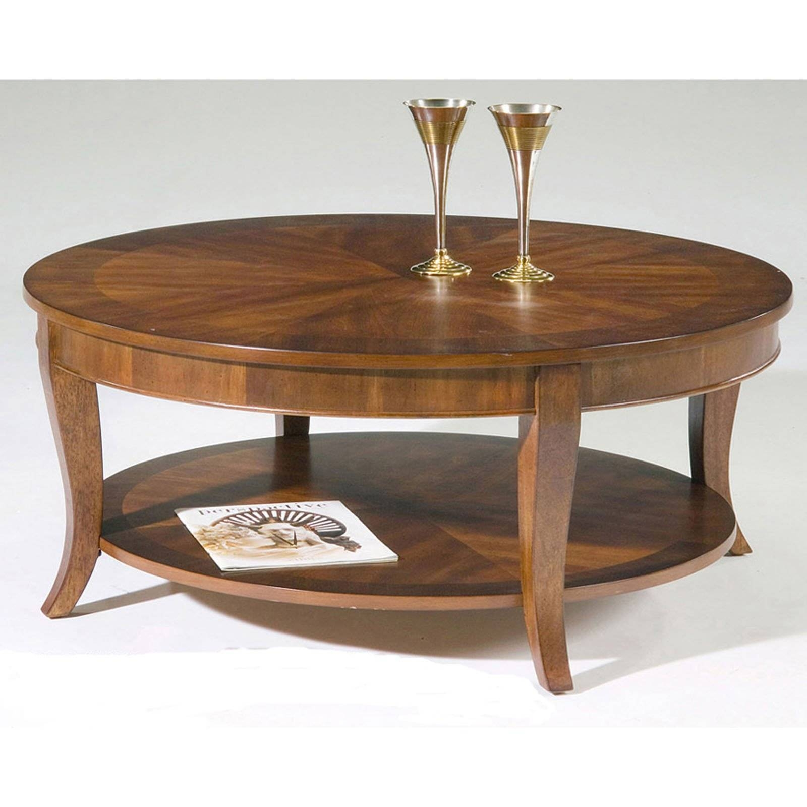 2017 Latest Half Circle Coffee Tables