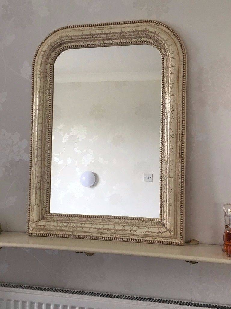 Brand New Laura Ashley Mirror Ivory Ornate | In Croydon, London in Ivory Ornate Mirrors (Image 7 of 25)