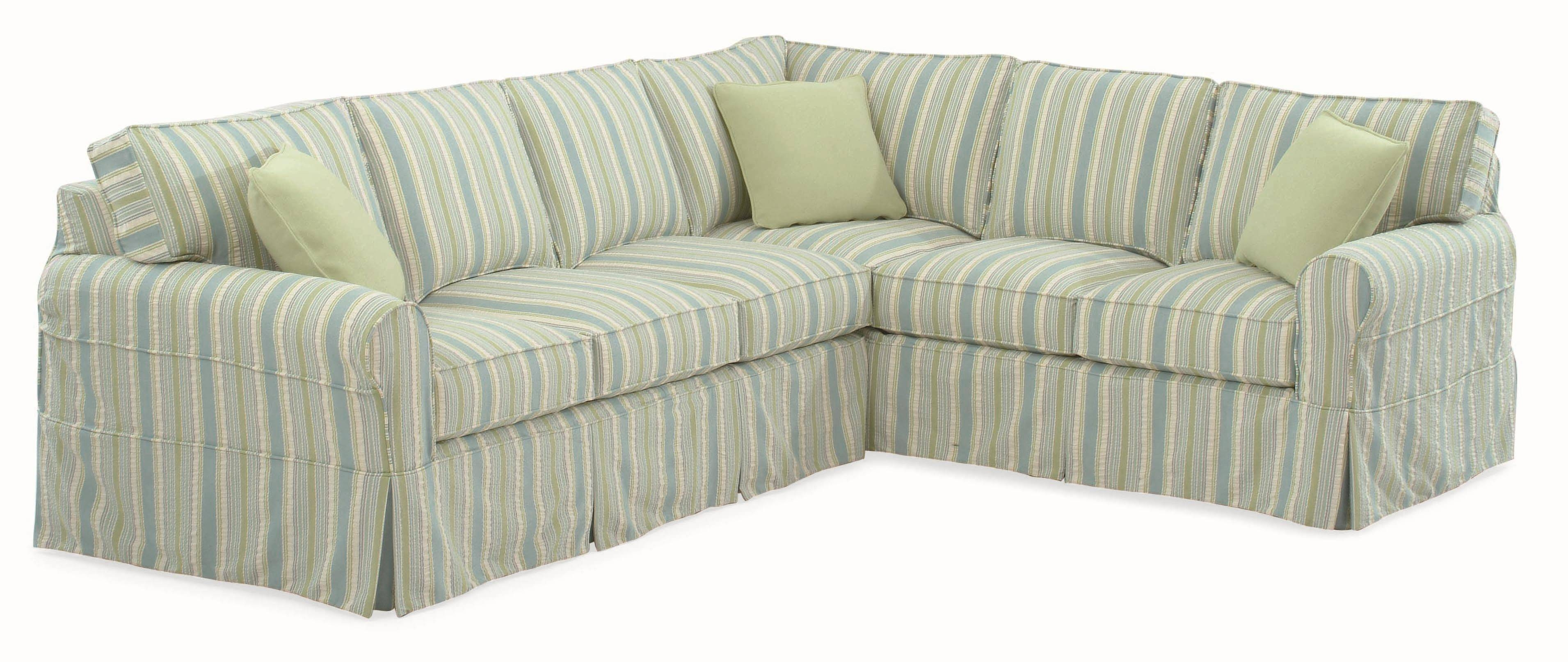 Braxton Culler 728 Casual Sectional Sofa With Rolled Arms And throughout Braxton Sectional Sofa (Image 1 of 30)