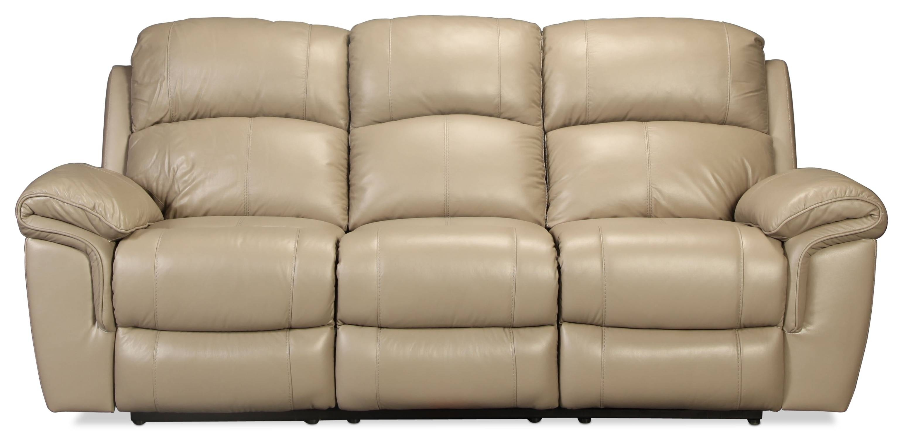 Braxton Power Reclining Sofa | Levin Furniture in Braxton Sofa (Image 10 of 30)