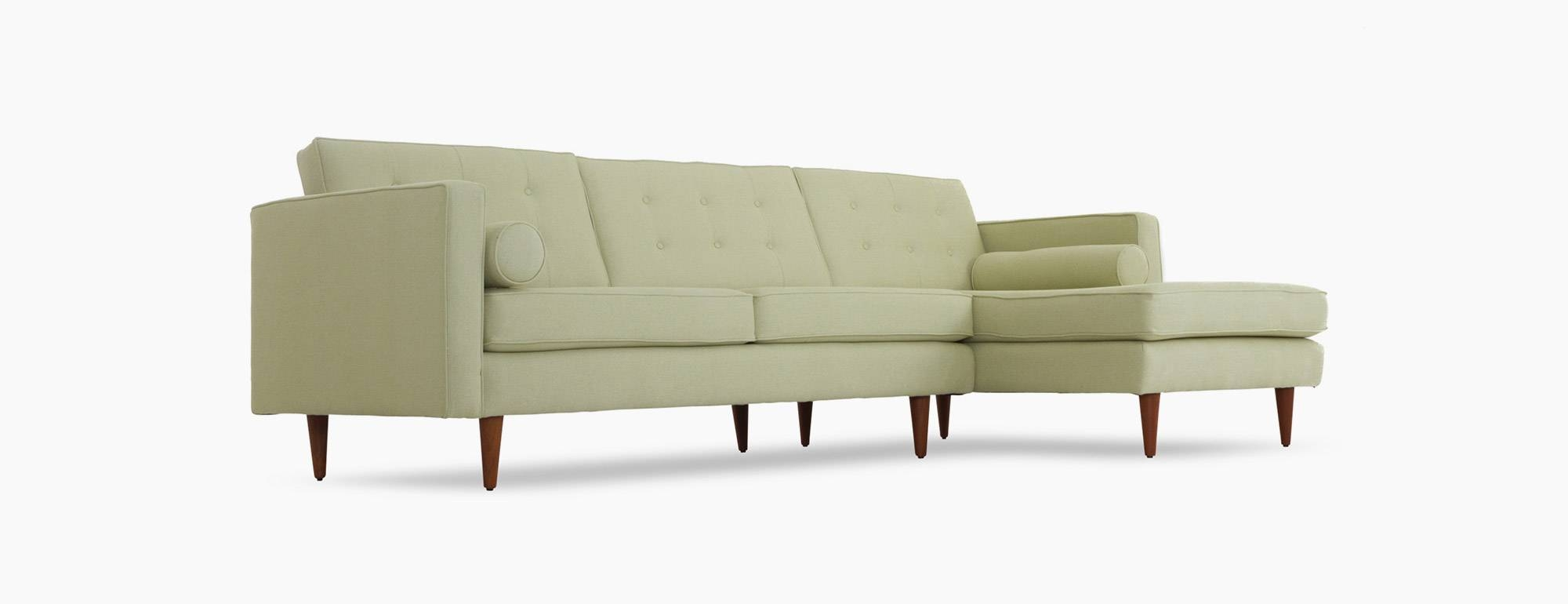 Braxton Sectional | Joybird for Braxton Sectional Sofa (Image 14 of 30)