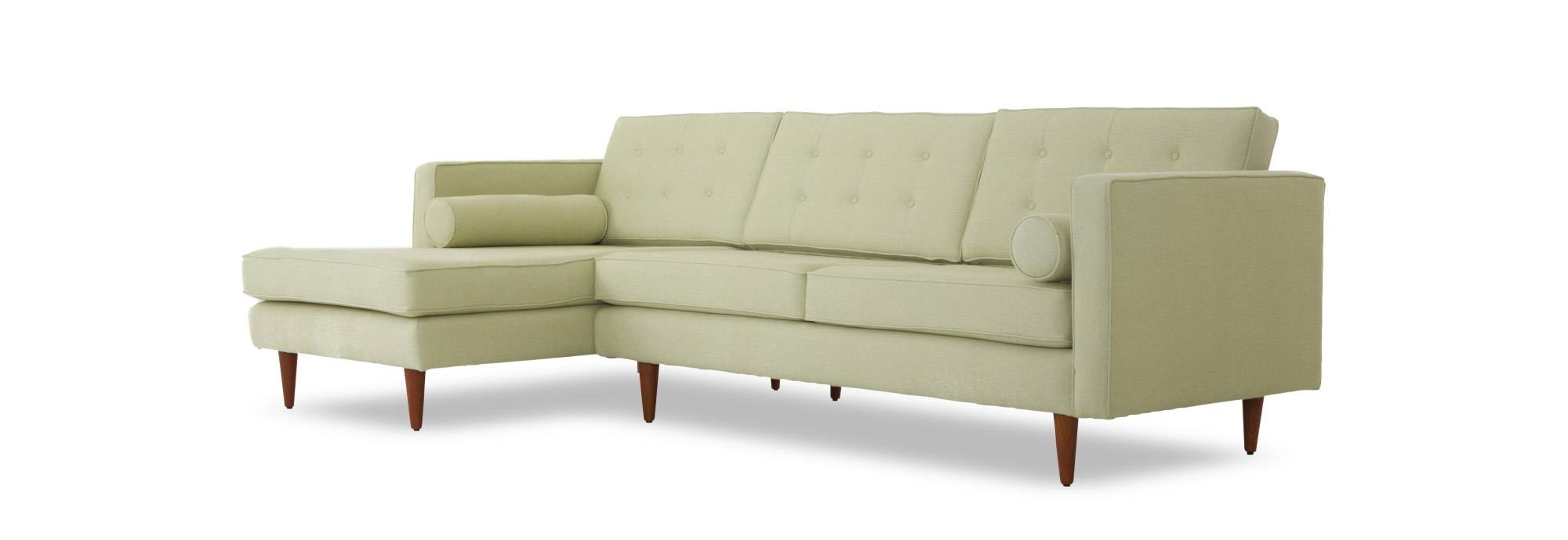 Braxton Sectional | Joybird intended for Braxton Sectional Sofa (Image 16 of 30)