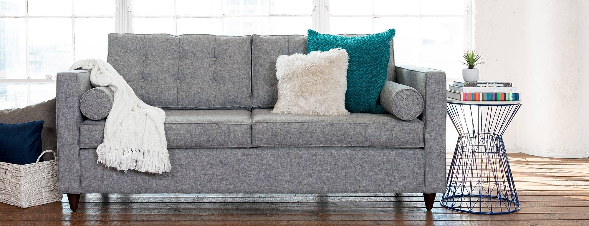 Braxton Sleeper Sofa | Joybird intended for Braxton Sofa (Image 15 of 30)