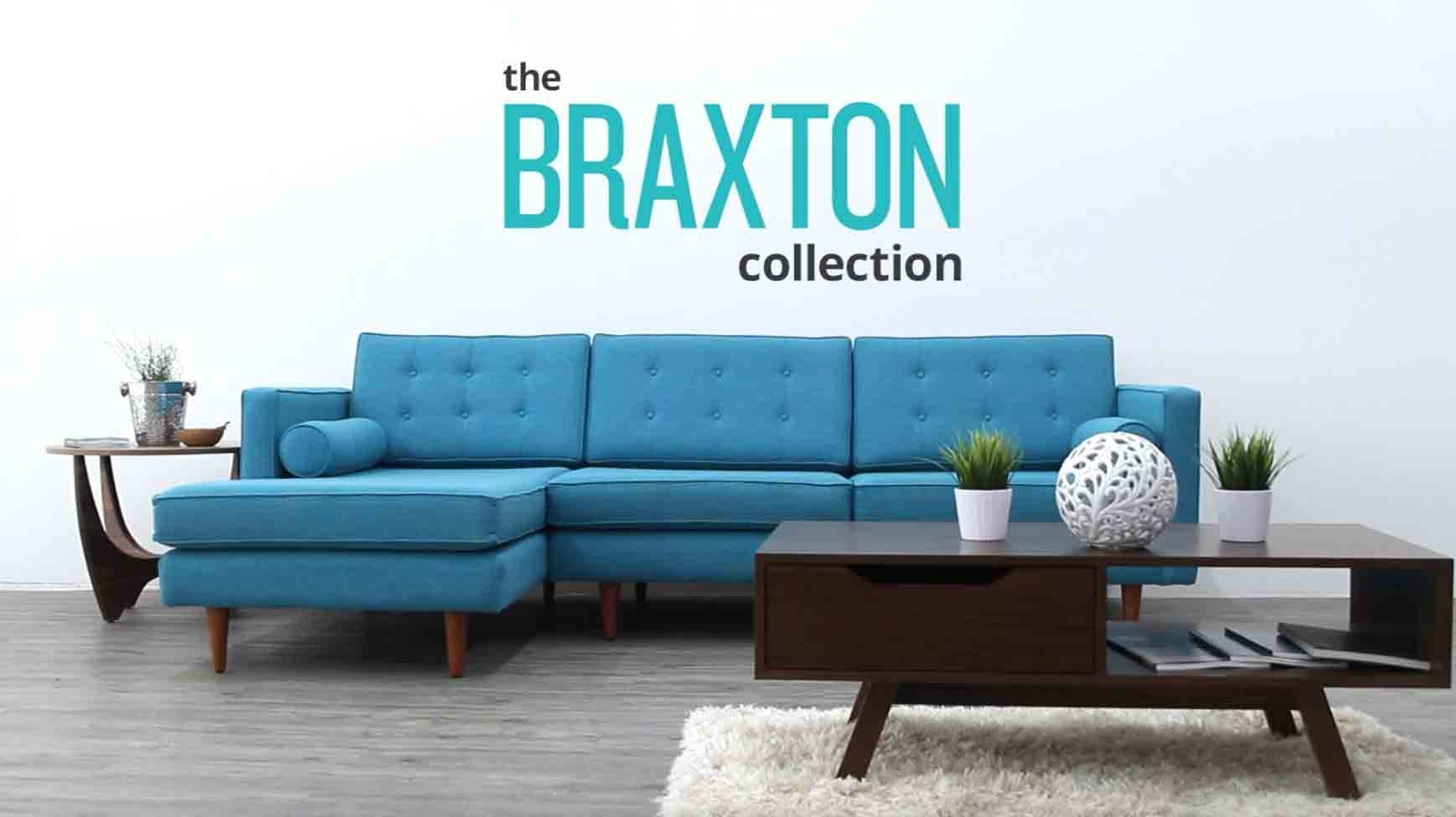 Braxton Sofa | Joybird for Braxton Sofa (Image 22 of 30)