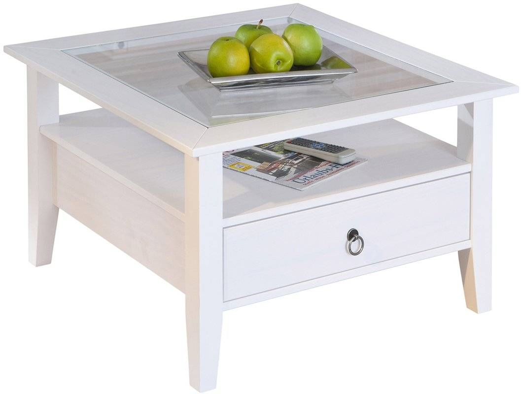 Breakwater Bay Swansea Coffee Table With Magazine Rack & Reviews with Coffee Tables With Magazine Rack (Image 2 of 30)