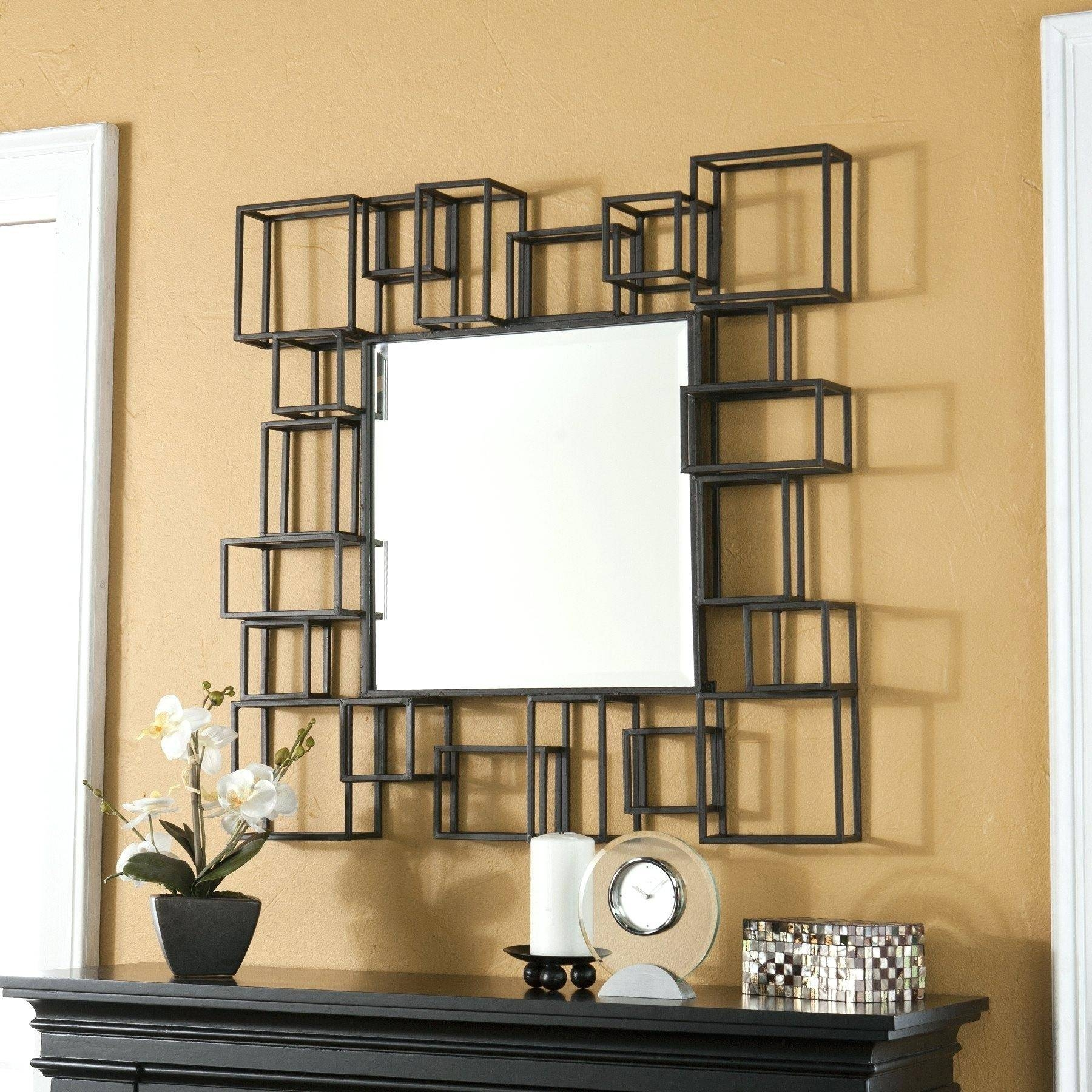 Brilliant Ideas Fancy Wall Mirrors Lovely Idea 23 Decorative for Fancy Wall Mirrors (Image 3 of 25)