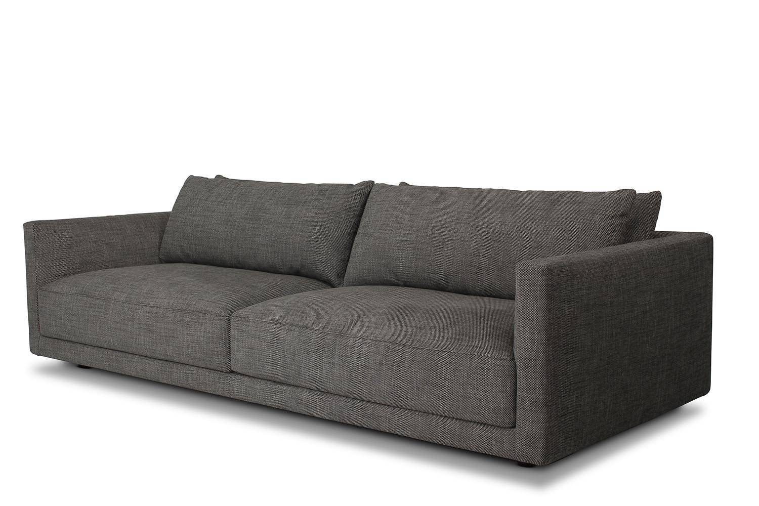 Bristol Sofa Cm. 254Poliform, Designjean Marie Massaud in Bristol Sofas (Image 4 of 30)