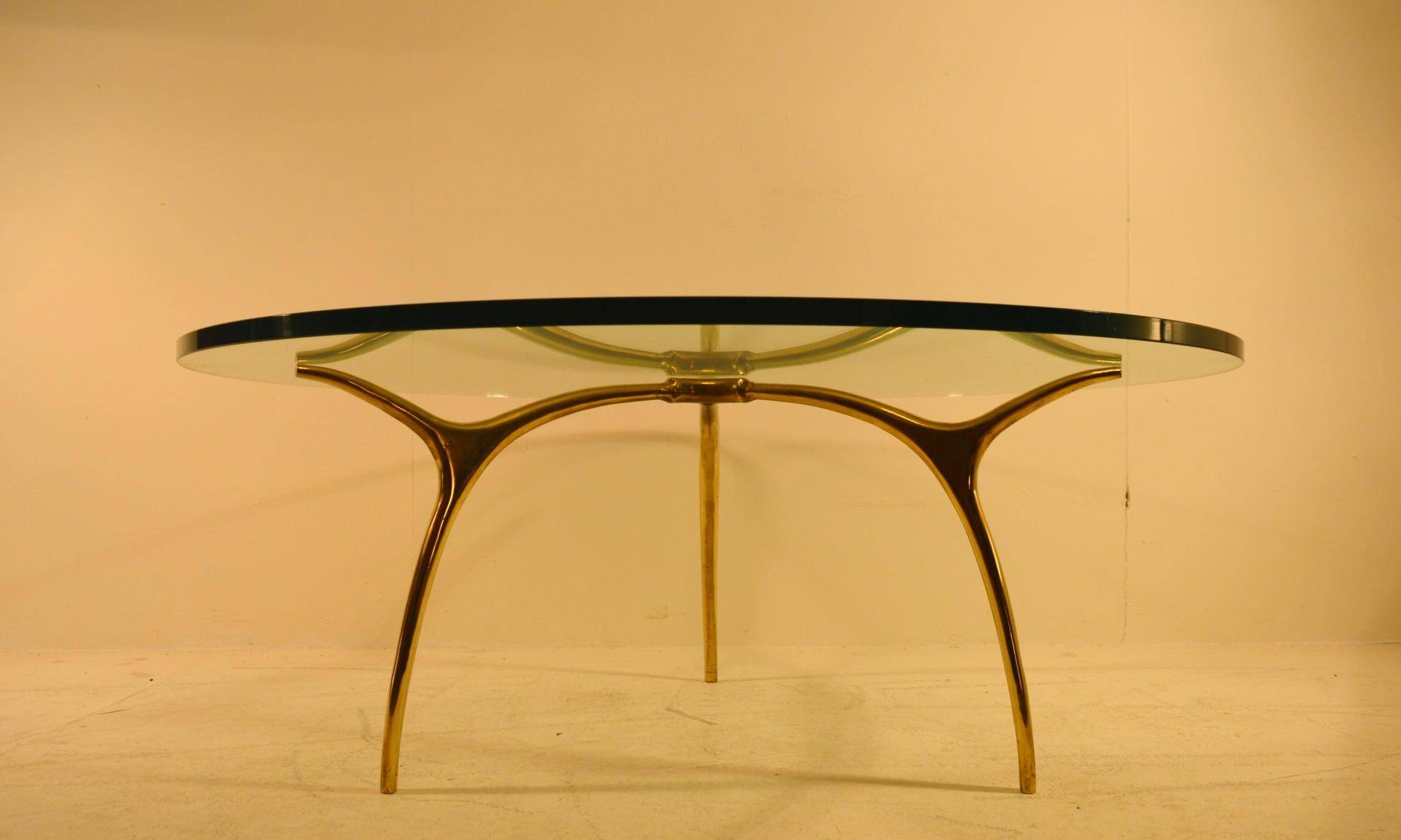 Best 30 of Bronze and Glass Coffee Tables