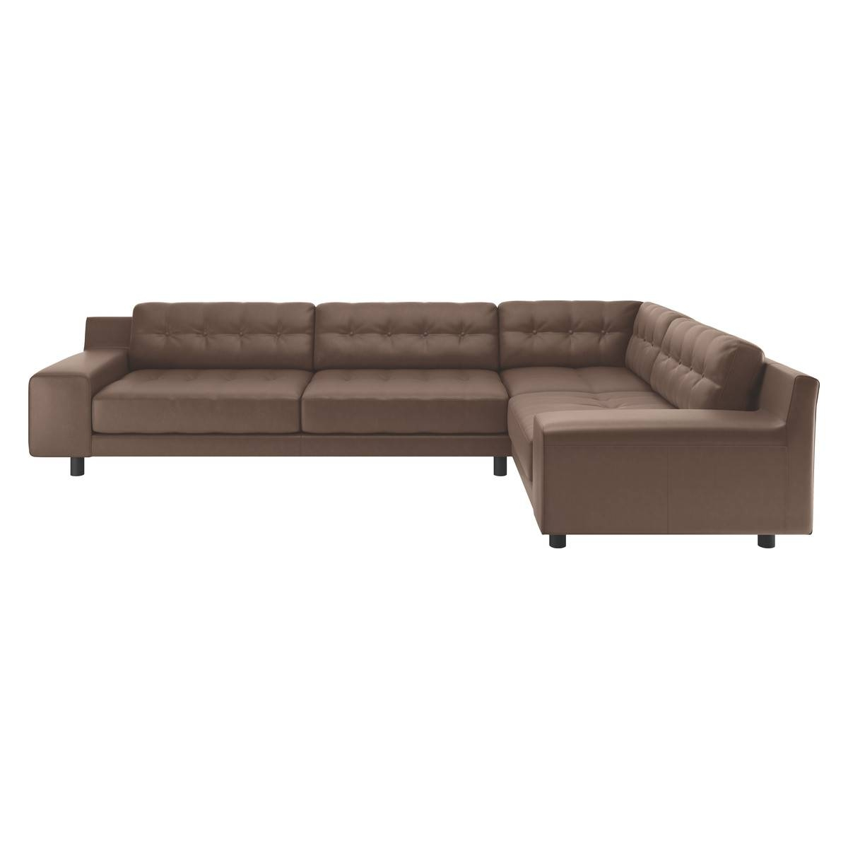 Brown Corner Sofa | Shop For Cheap Sofas And Save Online within Cheap Corner Sofa (Image 5 of 30)