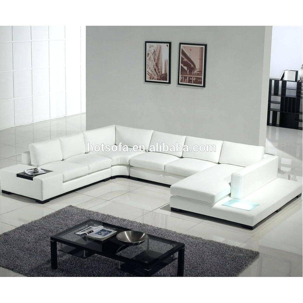 Brown Leather Sofa Sectional European Style Fashion Living Room with European Style Sofas (Image 1 of 30)